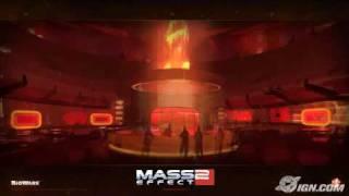 Mass Effect 2 Club Afterlife Song ( Saki Kaska - Callista )