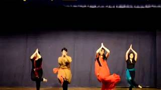 Jai Jai Shiv Shankar - Bollywood Dance