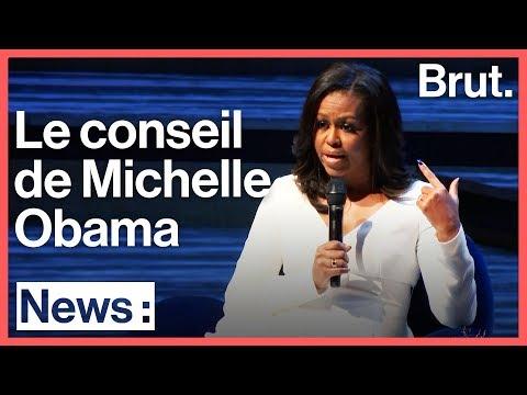 Le message de Michelle Obama aux parents des petites filles