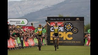 Absa Cape Epic 2018 - Stage 7 - Grand Finale - News