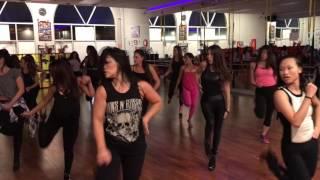 11/3/16 Heels Master Class w/Dee Delgado @ MC Dance & Fitness - Great Neck, NY