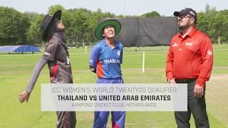 WT20Q: UAE v Thailand