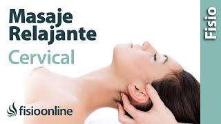 Cómo dar un buen masaje relajante de cuello o cervicales a tu chico o chica