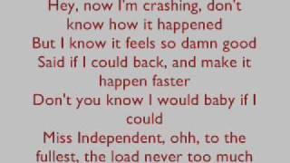 Keri Hilson- Knock You Down lyrics (Ft Kanye West)