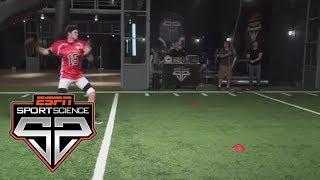 USC QB Sam Darnold's Next Level Skills Make Him A Heisman Favorite   Sport Science   ESPN