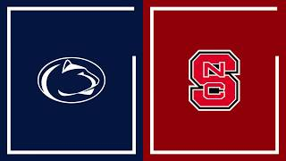 Highlights: North Carolina State vs. Penn State | Big Ten Basketball