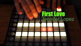 First Love - Jennifer Lopez - Launchpad S Ipad Guitar Cover by Vito Astone