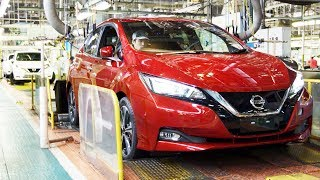 Nissan LEAF 2018 - PRODUCTION