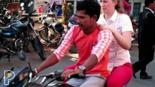 Indian Farmer Narendra Falls in Love with Russian Parliament House member Anststha