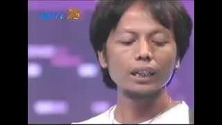 Pujiono - Manisnya Negeriku   Lagunya Dijadikan Penutup Acara Indonesian Idol