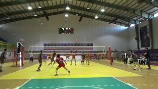 Iran league volleyball mohammadreza fattahi libero ball matches practice volleyball