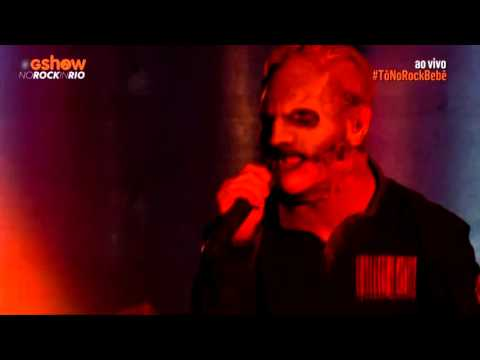 Slipknot - Before i Forget Live @ Rock in Rio 2015