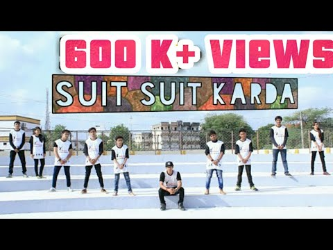 Suit Suit Karda Video song Dance Cover by Ketan Mehta | Hindi Medium |  Irfan Khan , Arjun