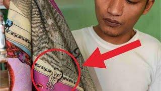 HEBOH, Jilbab Bergambar Wanita Telanjang di Sumatera Utara