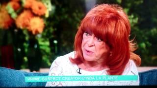 This morning tv Lynda la plante says tinted blow job lmao
