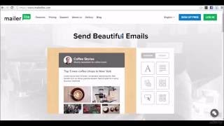 How to use Mailerlite and create Automated Email Marketing Campaigns on Mailerlite