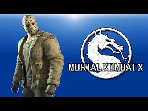 Mortal Kombat X Ep 7 DLC Jason Voorhees