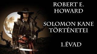 Szentinel kritika - Solomon Kane történetei (könyvkritika)