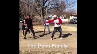 Yo Gotti - Down In The DM Choreography | Dez Penn | Penn Family