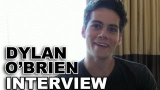 Dylan O'Brien Talks 'The First Time' & Being Hopeless Romantic