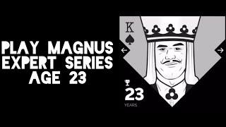Play Magnus - Expert - Stockfish Beating 23 y/o Magnus