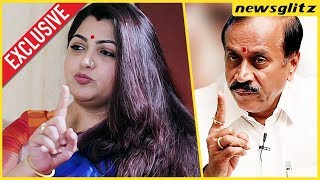 EXCLUSIVE! Kushboo Interview About H Raja, Valarmathi's Award |  Congress