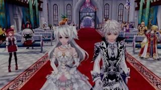 [ Aura Kingdom ] BearO_O & Annf's Wedding