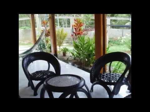 Мебель из покрышек для дачи