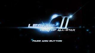 MUGEN 1.1 [Download ScreenPack] LEGACY 2 All-Stars Heroes