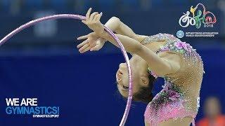 Rhythmic Gymnastics World Championships - Individuals All Around Part 2