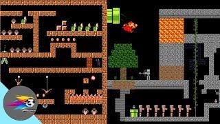 Mario Maze/Minecraft All In One