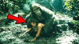 10 أطفال حقيقيون قامت الحيوانات بتربيتهم..!!