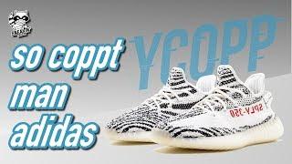 So (y)coppt man Adidas - Adidas Bot - Sneakin Racoon
