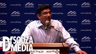 Student calls D'Souza a