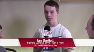 HAN FCIAC Spring Preview 2017: Fairfield Ludlowe boys track and field