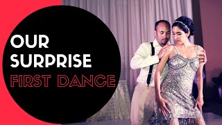 Our First Dance | Argentine Tango / Mr. and Mrs. Smith // Laila Alieh [Wedding Series]
