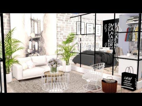 Xxx Mp4 The Sims 4 College Studio Apartment Speed Build Download Links 3gp Sex