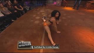 Help Jerry, I'm Torn Between Two Strippers!  (The Jerry Springer Show)
