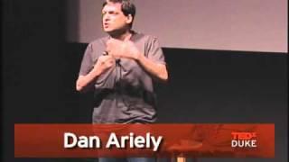 Self control: Dan Ariely at TEDxDuke