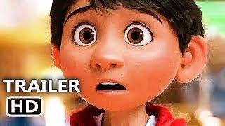 COCO Official Trailer # 3 (2017) Disney Pixar Animation Movie HD