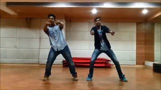HR'S DANCE SCHOOL | MANMA EMOTION-DILWALE | HIP HOP STYLE