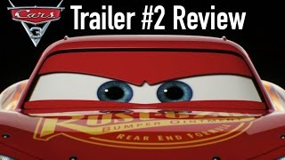 Cars 3 Teaser Trailer #2 - Review, Breakdown & Speculation (Possible Cars 4)