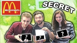 On découvre LE SECRET de McDonald's' ! Ft SORA & MISSJIRACHI