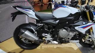 The New Motocycle BMW S1000R 2017