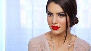 Easy, Classic Red Lip Makeup Look | Makeup Tutorials and Beauty Reviews | Camila Coelho