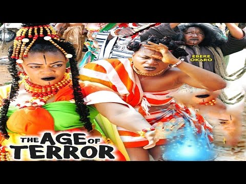 Age Of Terror Season 5 - 2017 Latest Nigerian Nollywood Movie    Cover