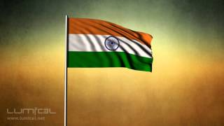 """""""Happy Independence Day India"""" - Animation Video by Lumicel Animation Studios"""
