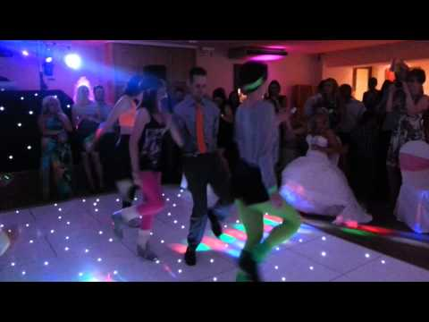 Fay's Wedding Dance