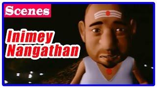 Inimey Naangathaan Tamil Movie | Scenes | Vaithi tries to take the diamonds | Venky Babu