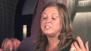 Abby Lee Miller outside Craig's Restaurant in West Hollywood